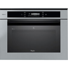 Whirlpool Fusion Built in Stainless Steel Combi Microwave Oven Grill AMW848IXL