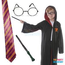 HARRY POTTER Inspired Brave Wizard COSTUME KIT Kids Book Week Halloween Dress Up