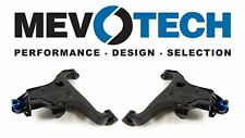 Mevotech Set of 2 Front Lower Control Arms Pair Fits Infiniti QX56 Nissan Armada