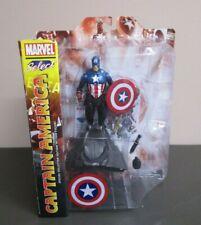 Captain America 2011 MARVEL SELECT DIAMOND Special Collector Edition