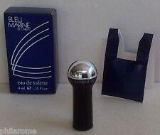Miniature de parfum Bleu marine de Cardin (EDT) 4ml plein avec boite