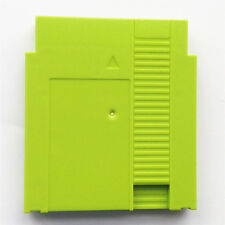NES Case Cartridge Shell Replacement For Nintendo Entertainment System - Green