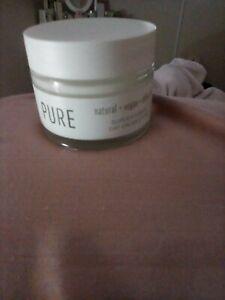 NEW M&S PURE Super Hydrate Day Cream SPF15 Natural+Vegan+Effective 50ml UK