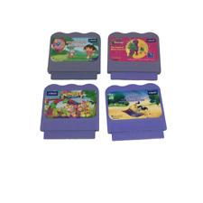 Vtech V.Smile game cartridges, lot of 4 L4