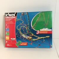 K'NEX 77078 Education STEM Explorations: Roller Coaster Building Set