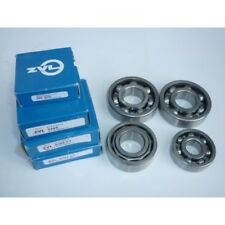 NEW BALL BEARINGS SET (SLOVAKIA MADE !) - ENGINES JAWA 350/634,633,632 + ČZ 472