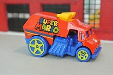 Hot Wheels Super Mario Bros. Cool One - Red & Blue - Loose - 1:64
