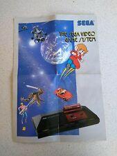Master System Inserts/Promo catalogs