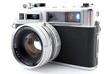Yashica Electro 35 G Télémètre Appareil Photo Avec / 45mm F/1.7 Lentille D Japon