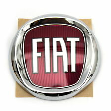 Fiat Emblem Logo Heckemblem Firmenzeichen Heckklappe 500 Panda Tipo 735565897