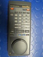 Pioneer CU-CLD039 Fernbedienung Laservision Laser Disc Laserdisc getestet