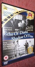 Echo Of Diana, Shadow of Fear (1963) Rare UK Reg 2 DVD,Vincent Ball,Paul Maxwell