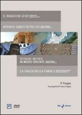 Dvd IL VIAGGIO - ITINERARI DI SPIRITUALITA' - Box 4 Dvd - Il Viaggio di Gesu'NEW