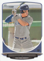 2013 Bowman Draft Draft Picks #BDPP19 RC Aaron Judge YANKEES