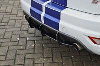 Sonderaktion Diffusor Heckdiffusor ABS Ford Focus ST DA3 FL Eintragungsfrei