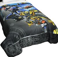 TRANSFORMERS TWIN COMFORTER - Alien Machines Optimus Prime Autobots Bedding