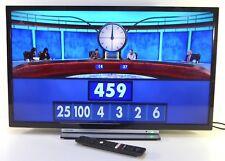 "Toshiba 32"" Smart TV, Model 32L3753DB, Freeview Internet Television 0301919"