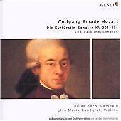 Palatine Sonatas, The (Landgraf, Koch) CD NEW