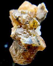 GEM Orange Sphalerite ~ Walworth Quarry, NEW YORK, USA - Ex Zolan Coll
