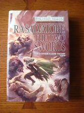 Forgotten Realms - Hunter's Blades: The Two Swords by R.A. Salvatore HC 2004