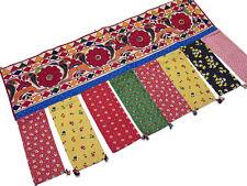 Tribal Embroidery Ethnic Toran Traditional Kutch Window Home Room Decor Valance
