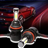 X7 9004 Bombillas Faro LED de coche 6500K 72W 8000LM COB LED Lampara de cabez U5