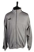 Puma Retro Outdoor Festival TrackSuit Top Jacket - Grey - Size M - SW1491