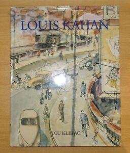 Louis Kahan by Klepac, Lou 9780947349028