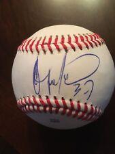 ODUBEL HERRERA Philadelphia Phillies AUTOGRAPH ROLB1 BASEBALL MLB ALL STAR