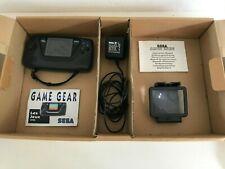 ☺ Ancienne Console Sega Game Gear Vintage