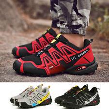 Moda masculina Sports Speedcross Atlético de Corrida Caminhada Casual Sapatos Tênis