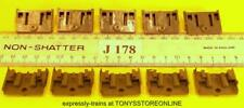 j178 jouef ho spares 10x diesel bottom plate fitting apps unknown grey