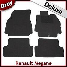 Renault Megane 2002 2003 2004 2005...2008 Tailored LUXURY 1300g Car Mats GREY