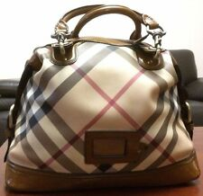 100% Authentic Burberry London Women's large bag *Reduced to clear* Free freight