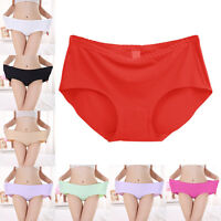 Women's Sexy Fashion Briefs Panties Seamless Lingerie Underwear Knickers New