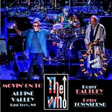 The Who  -  Live in EAST TROY, WISCONSIN  2019 SEPTEMBER 8th   LTD  2 CD