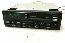 Ford OEM cassette player RADIO Mustang F150 Econoline Contour Ranger 90-96 97BP