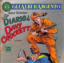 [037] GLI ALBI D'ARGENTO ed. Mondadori 1957 n.  3 stato Buono