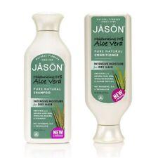 Shampoo e balsamo di ingredienti naturali per capelli senza inserzione bundle