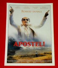 APOSTLE ROBERT DUVALL TODD ALLEN PAUL BAGGET UNIQUE PROMO GERMAN LOBBY CARD
