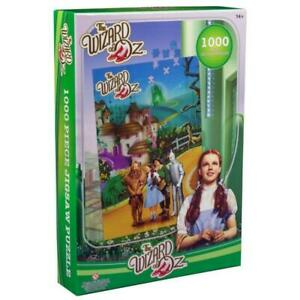 Wizard of Oz - Yellow Brick Road 1000 piece Jigsaw Puzzle