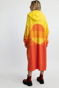 Free People Sunny Hoodie Oversized Size XS/S