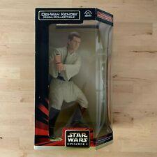 Star Wars: Episode 1 Obi-Wan Kenobi - MEGA COLLECTIBLE [NIB]