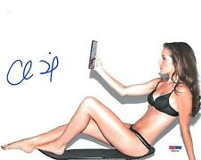 Candace Bailey Signed Attack of the Show Autographed 8x10 Photo PSA/DNA #T82291