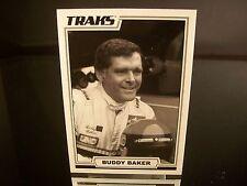 Rare Buddy Baker Press Pass Legends 2006 Card #73