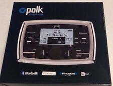 Polk Audio Boat Radio, 200 Watt, Weather, USB, Bluetooth, Satellite Ready, PA4A