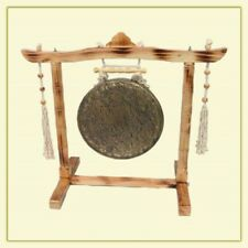 Large Jing Stands - Korean traditional Gong Percussion Musical Instrument Stand
