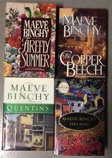 Maeve Binchy - 4 Hardcovers