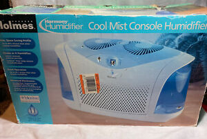 Holmes Harmony 11 Gallon Up To 1700 Sq.ft. Console Cool Mist Humidifier
