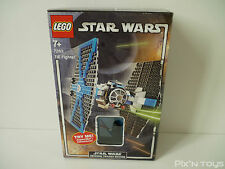 LEGO STAR WARS / 7263 Tie Fighter Darth Vader's Light Up [New Sealed]